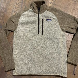 Patagonia Men's Better Sweater - Medium Like new